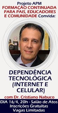 Palestra com Dr. Cristiano Nabuco