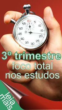 Col�gio Maria Auxilidora - 3� trimestre - foco nos estudos